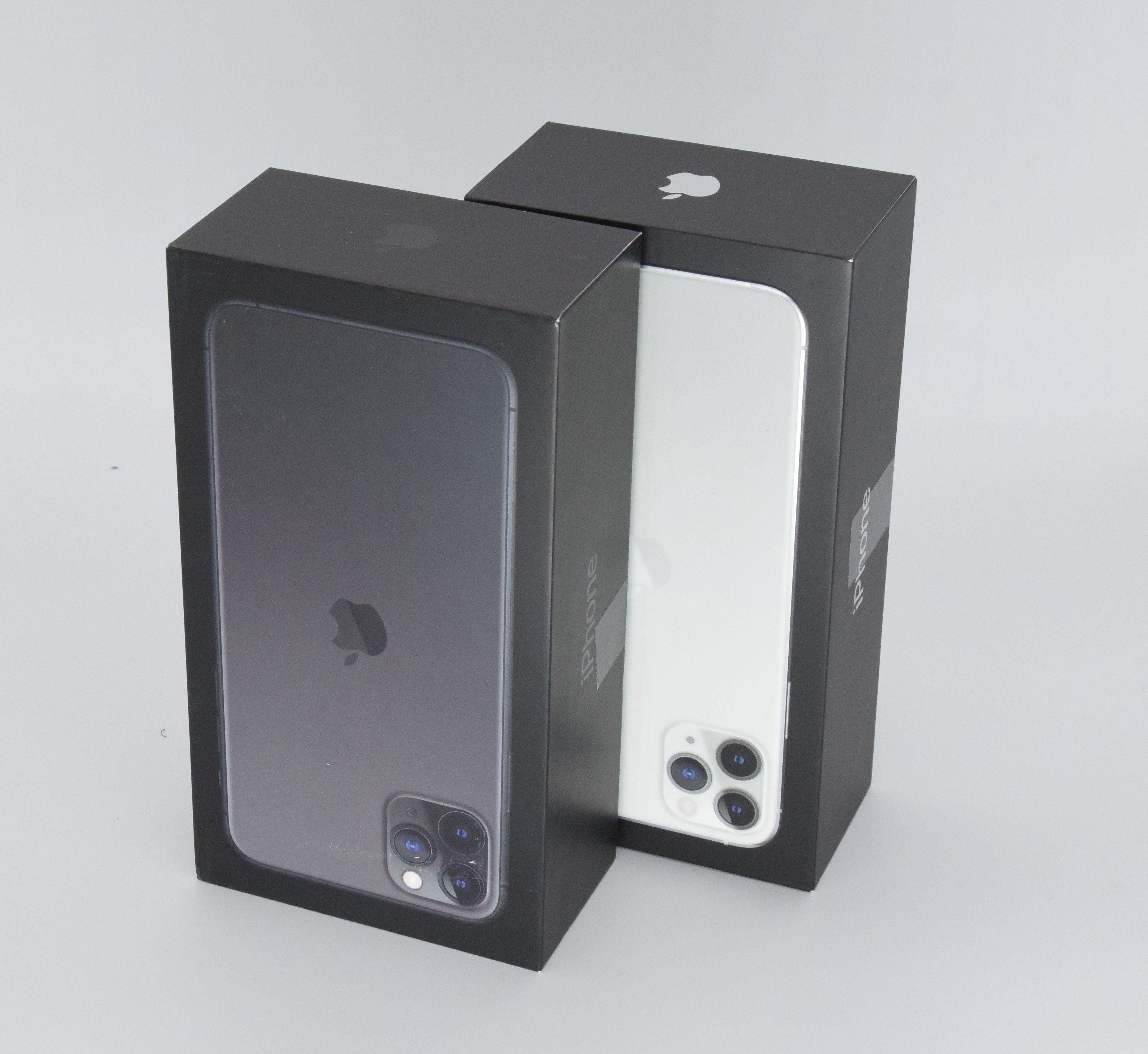 Apple Iphone 11 pro MAX 64 GB Space Gray. DHL Rechnung 19% MWST **Wie Neu**