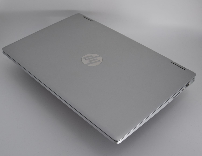 Notebook HP Pavilion x360 15-dq1220ng Silber Hybrid (2-in-1) 39,6 cm (15.6 Zoll) 1920 x 1080 Pixel Touchscreen Intel® Core™ i5 der zehnten Generation i5-8265U 8 GB DDR4-SDRAM 1256 GB HDD+SSD